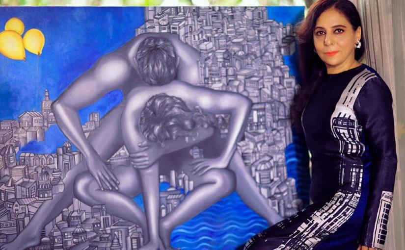 #AspiringShe – The Artist SangeetaBabani
