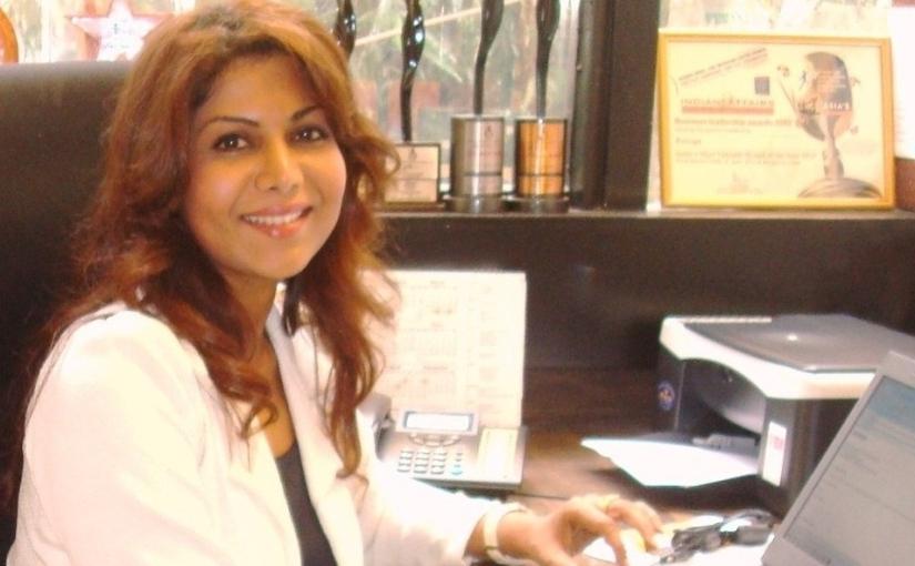 #AspiringShe Sangeeta Chacko