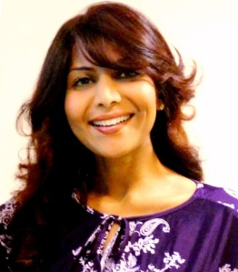 Sangeeta Chacko, Head-Corporate Communications, Percept Ltd