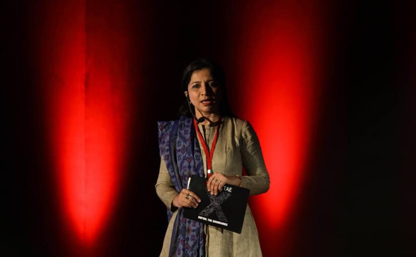 #AspiringShe Riddhi Doshi